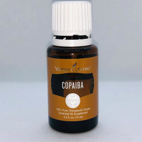 Young Living Essential Oil: Copaiba